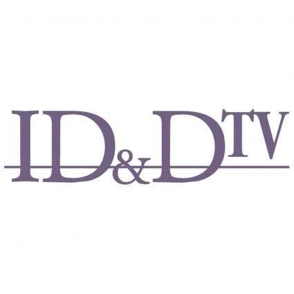 free vector Idd tv