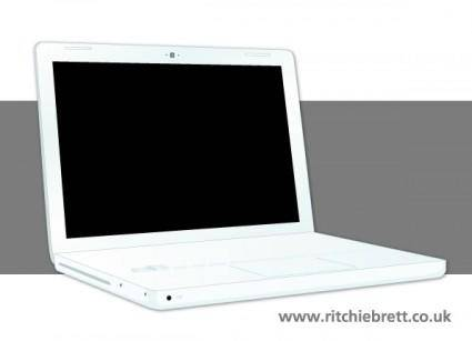free vector Laptop / Notepad
