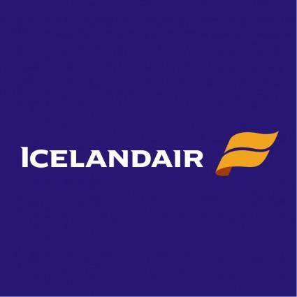 free vector Icelandair 1