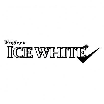free vector Ice white