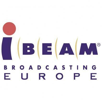 free vector Ibeam broadcasting europe