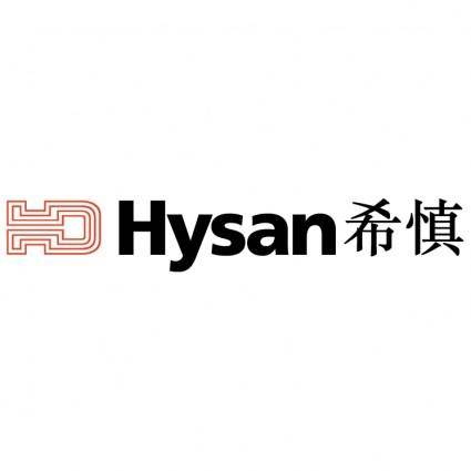 free vector Hysan development