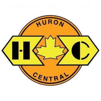 free vector Huron central railway