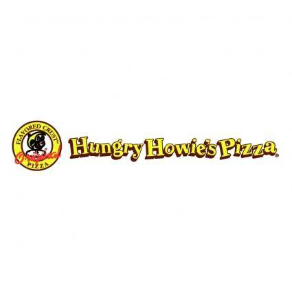 free vector Hungry howies pizza