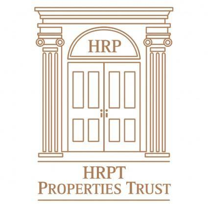 free vector Hrpt properties trust