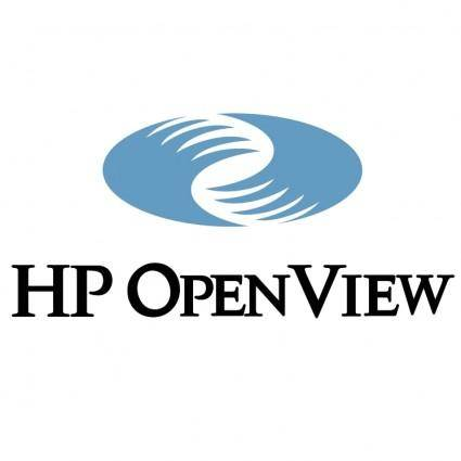 free vector Hp openview