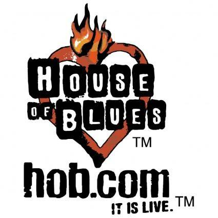 free vector House of blues