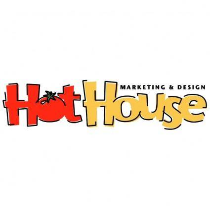 free vector Hot house