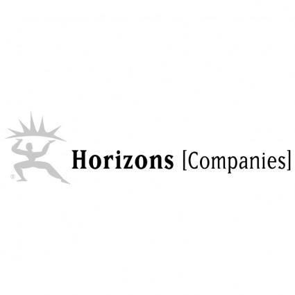 free vector Horizons companies