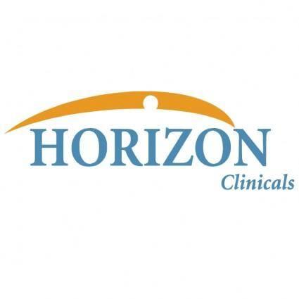 free vector Horizon clinical