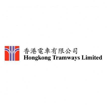 free vector Hong kong tramways limited