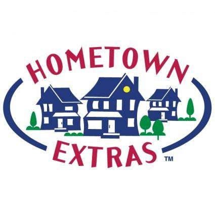 free vector Hometown extras