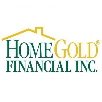 free vector Homegold financial