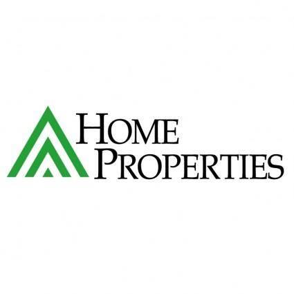 free vector Home properties