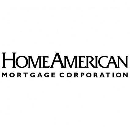 free vector Home american