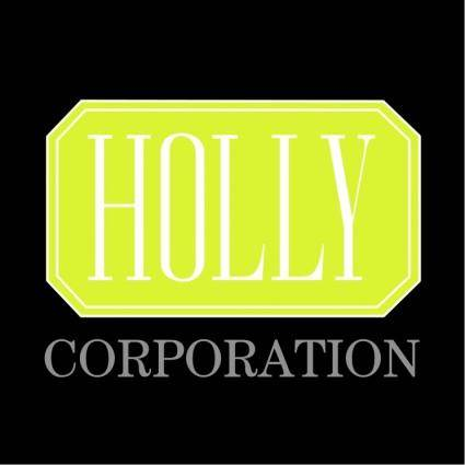 free vector Holly corporation