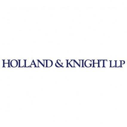 free vector Holland knight llp