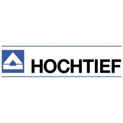 free vector Hochtief
