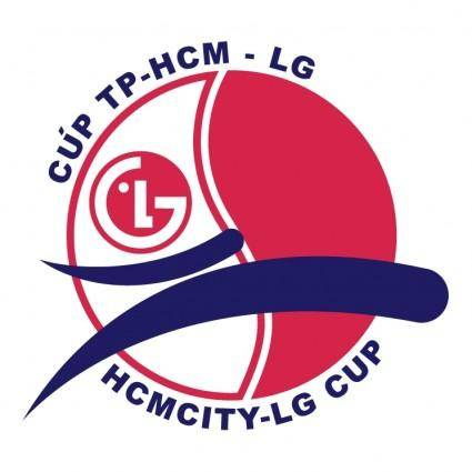 free vector Ho chi minh city lg cup