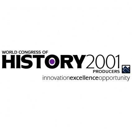 free vector History 2001