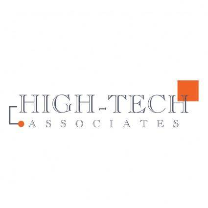 free vector High tech associates