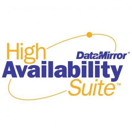 High availability suite