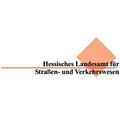 free vector Hessisches landesamt fur straben und verkehrswesen