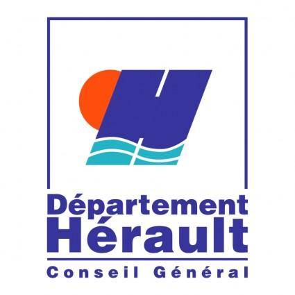 Herault departement conseil general