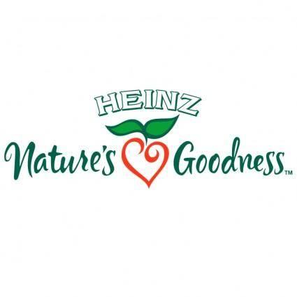 free vector Heinz natures goodness
