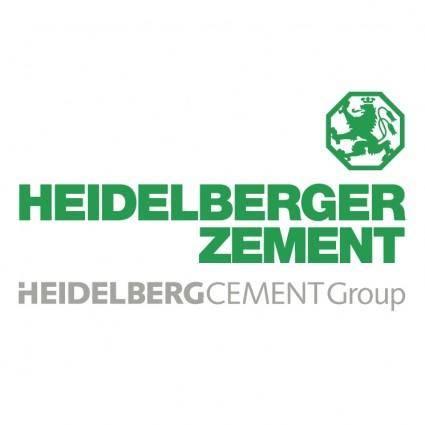 free vector Heidelberger zement