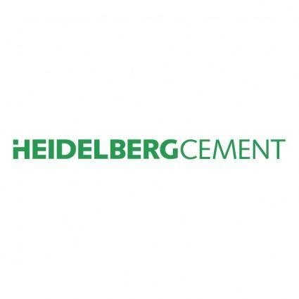 free vector Heidelbergcement