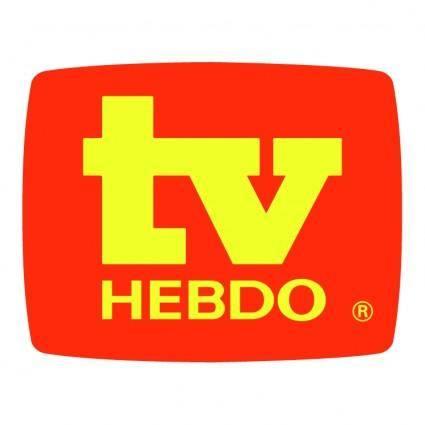 free vector Hebdo tv