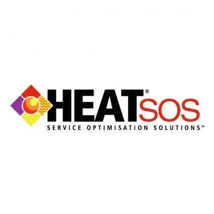 free vector Heat sos