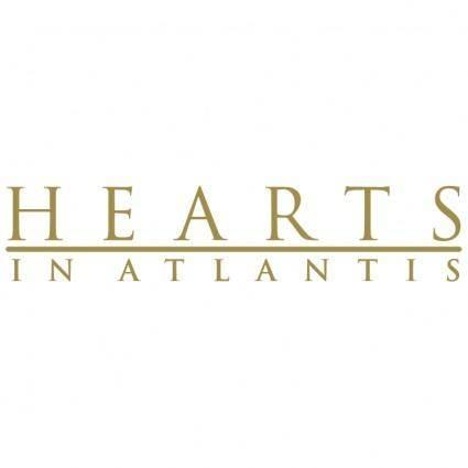 free vector Hearts in atlantis
