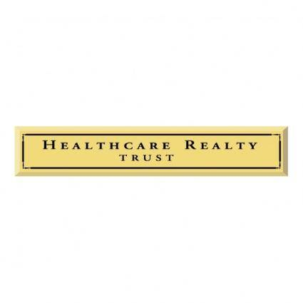 free vector Healthcare realty trust