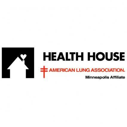 free vector Health house
