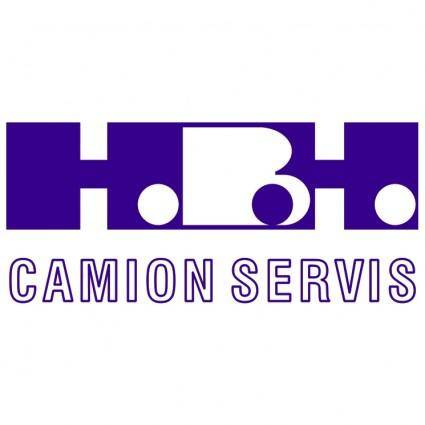 Hbh camion servis