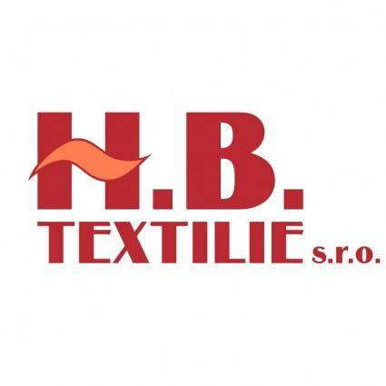 Hb textilie