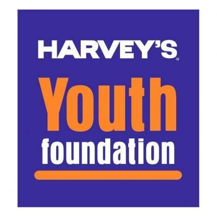 free vector Harveys youth foundation