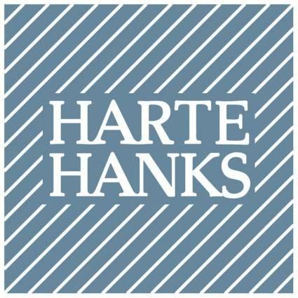 free vector Harte hanks