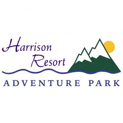 free vector Harrison resort 0