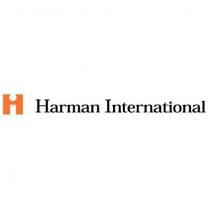 free vector Harman international