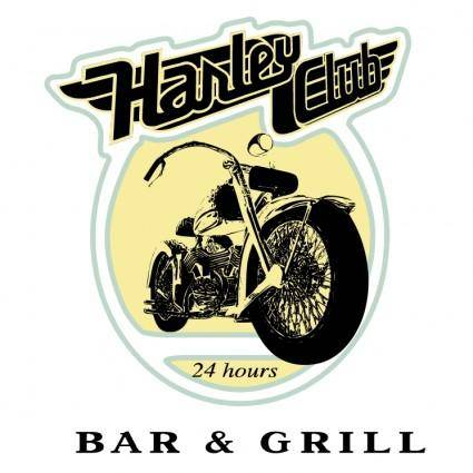 free vector Harley club