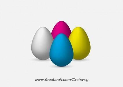 Eggs Vectors
