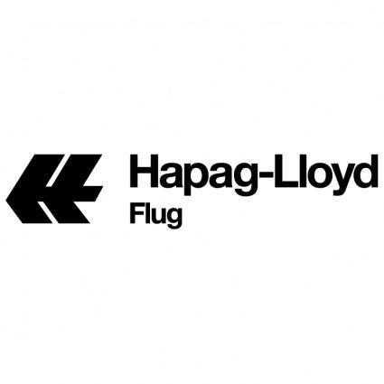 free vector Hapag lloyd flug