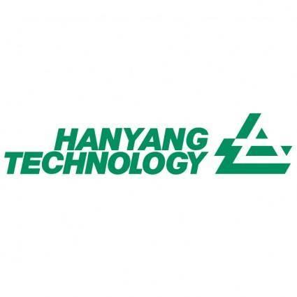free vector Hanyang technology