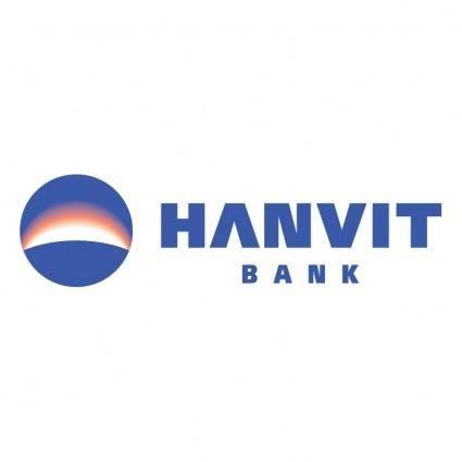 free vector Hanvit bank