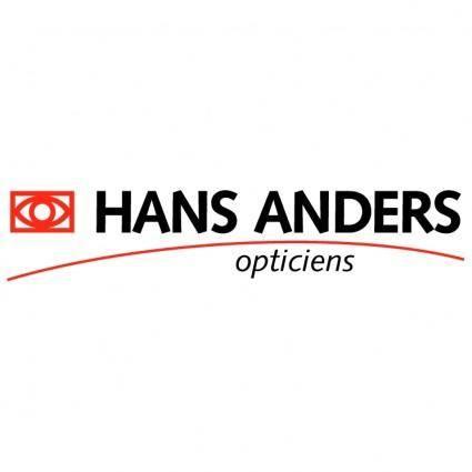 free vector Hans anders opticiens