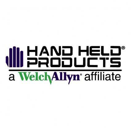 Hand held products