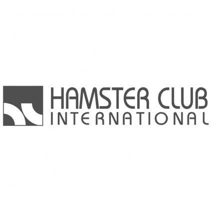 free vector Hamster club